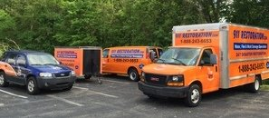 Water Damage Superstition Springs Trucks And Van And Trailer